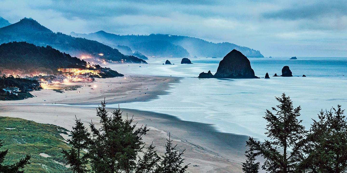 Cannon Beach Oregon Seaside Weekender