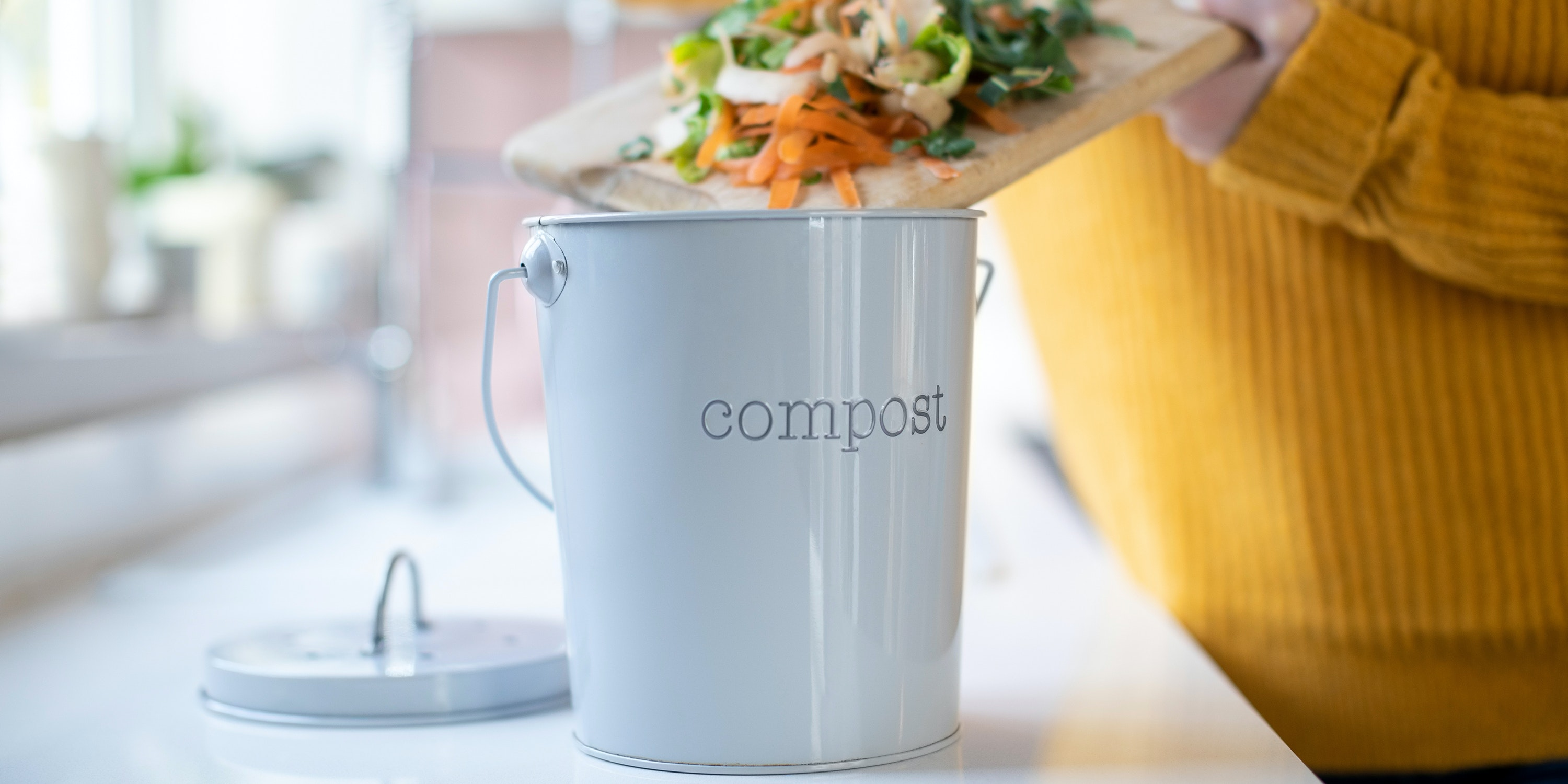 How to Compost at Home   Via