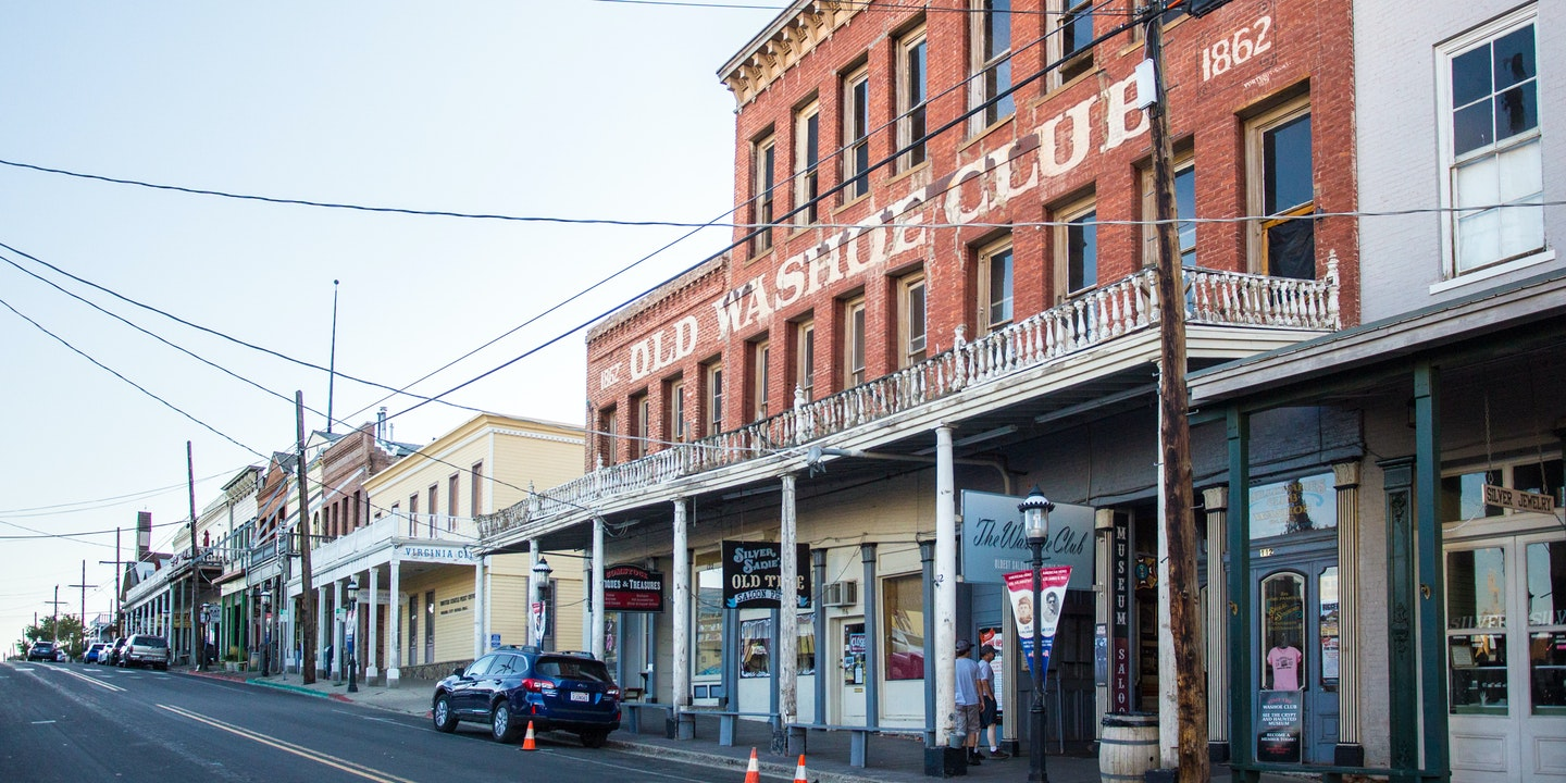Spend A Lively Weekend In Historic Virginia City Nevada Via