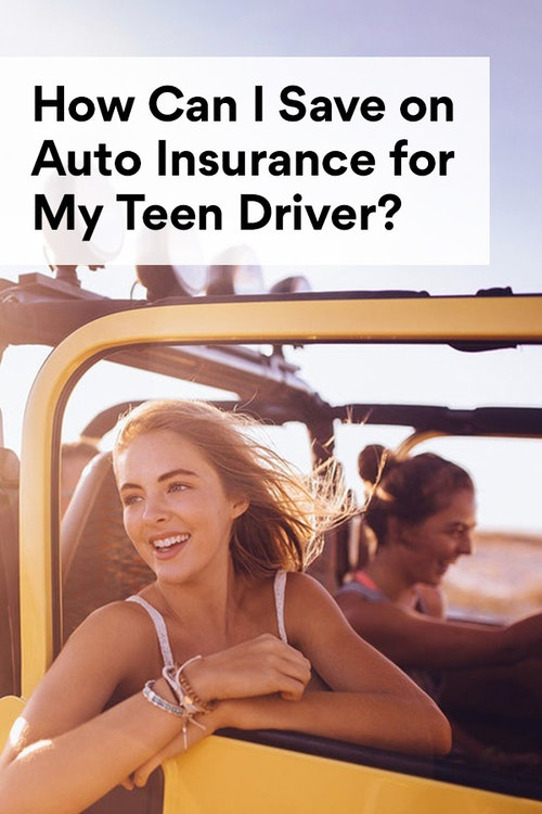 Ask an Agent: How Can I Save on Auto Insurance for My Teen Driver? AAA Pinterest